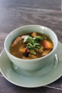 Green Papaya & Pork Soup by Chef Ed Kenney