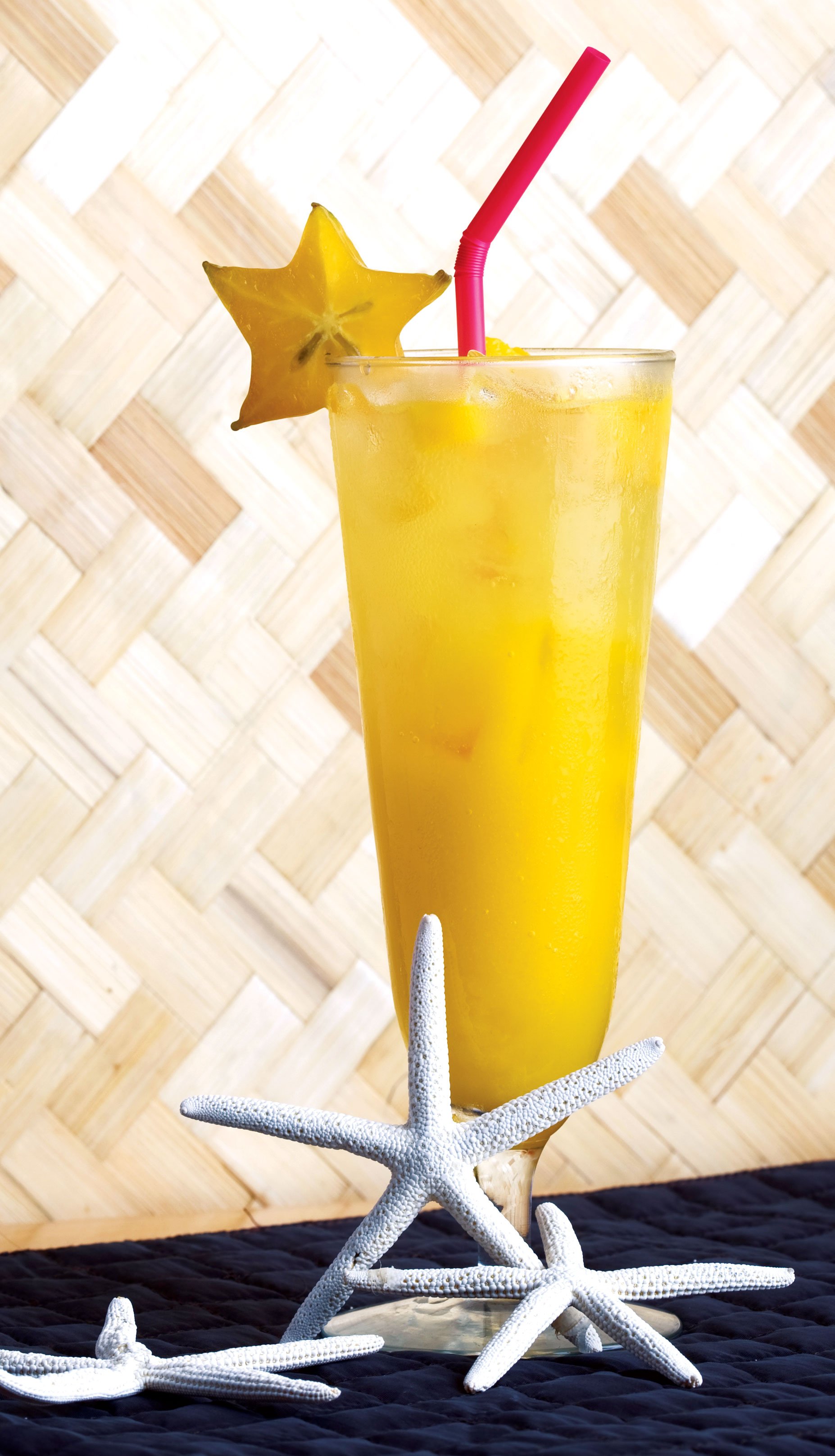 "Maui Pineapple Co.'s ""Pineapple and Mango Rum Cocktail"" from ..."