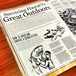 The Hawaiian Survival Guide Excerpts in HAWAII Magazine
