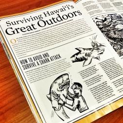 The Hawaiian Survival Guide Excerpts in HAWAII Magazine